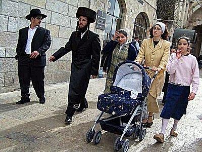 orthodox jewish family