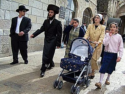 orthodox jewish family